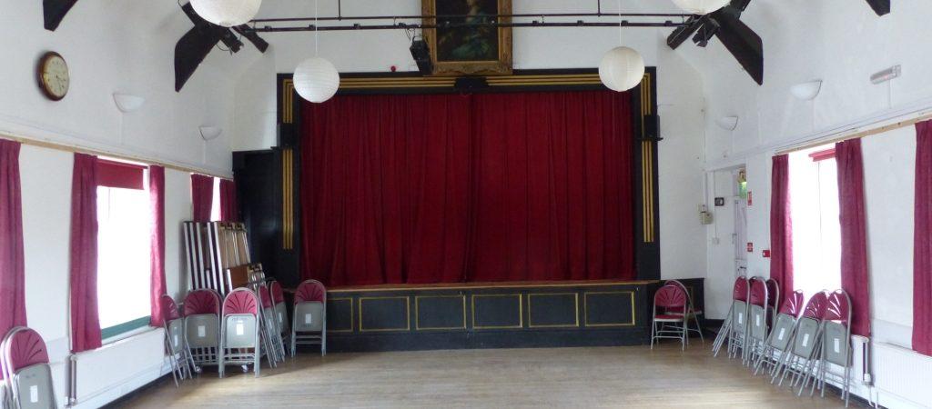 Historic Hall